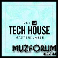 Tech House Masterklasse, Vol. 24 (2020)