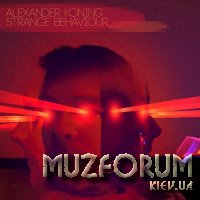 Alexander Koning - Strange Behaviour (2021)