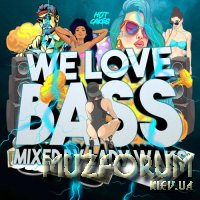 We Love Bass (Mixed By Lady Waks) (2021)